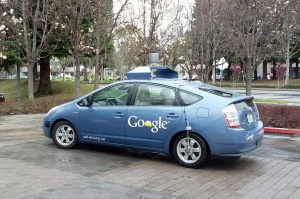 Google's Self-Driving Car - Image Source: Travis Wise on Flikr